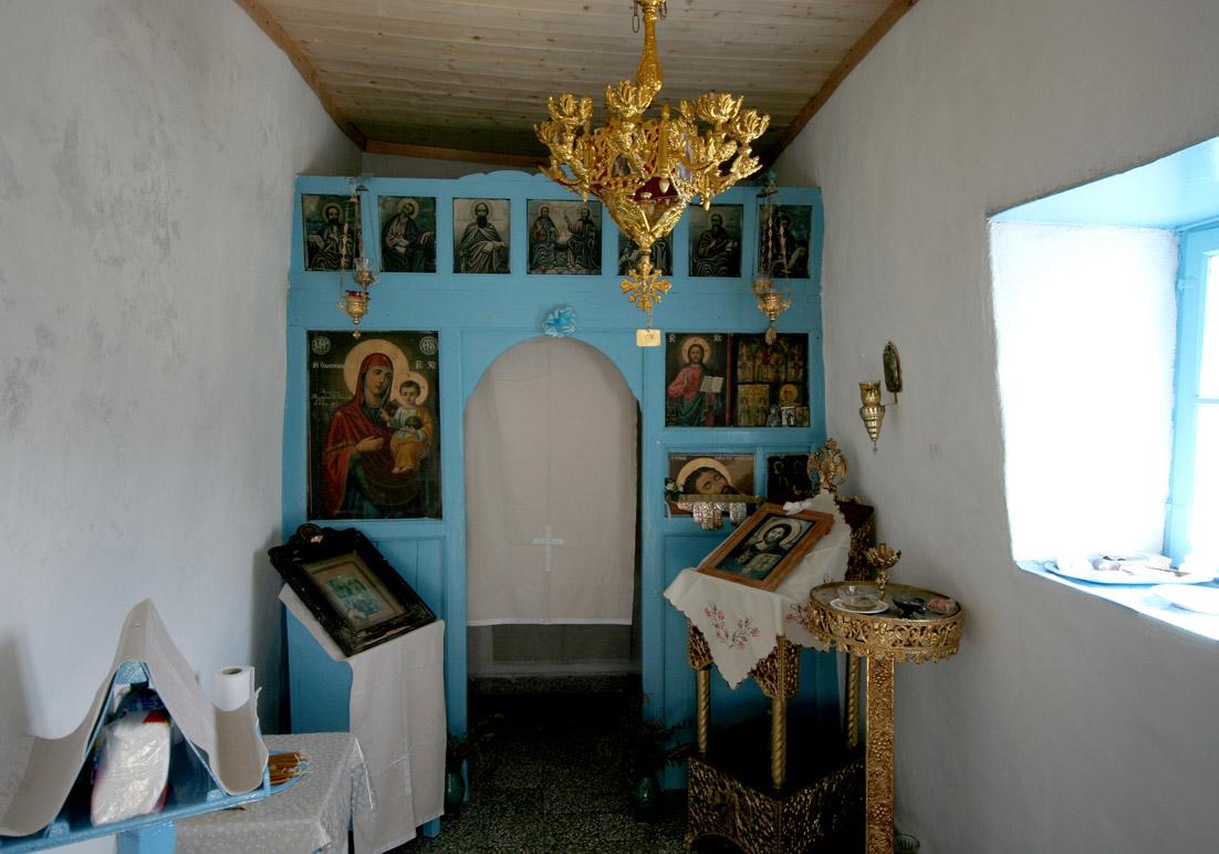 Sifnos  -  - Kapellen - chapels