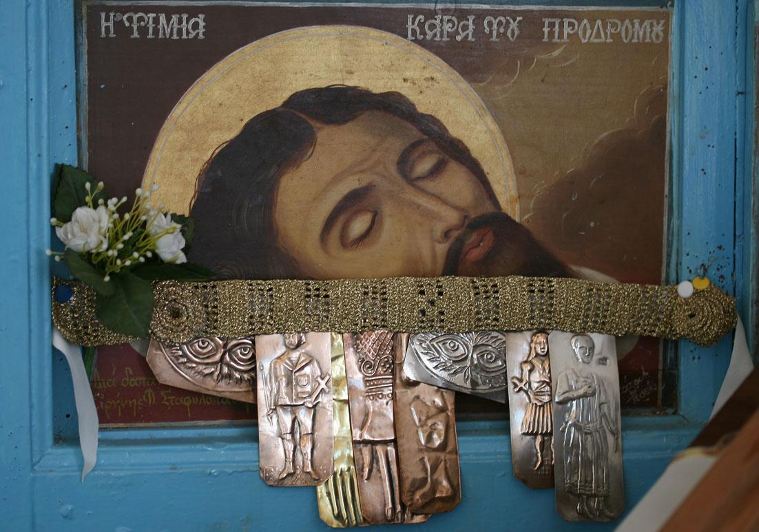Rhodos (Moni Kamiri) -  - Kapellen - chapels