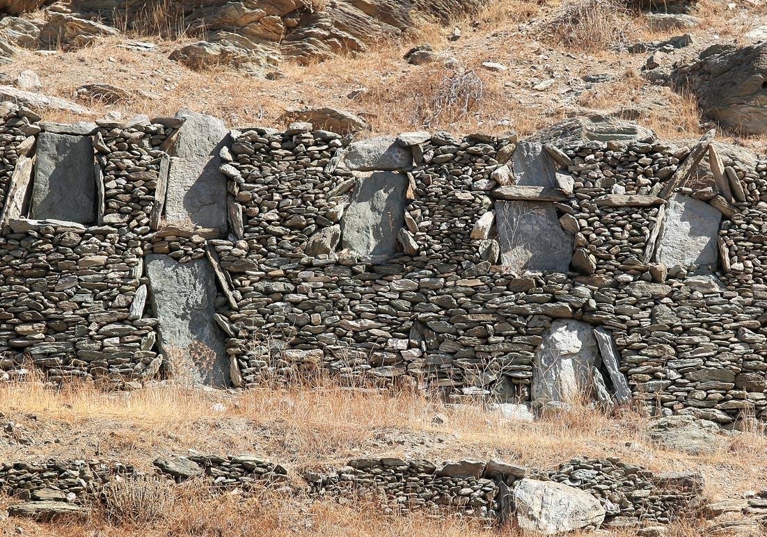 Kythnos -  - Mauern - walls