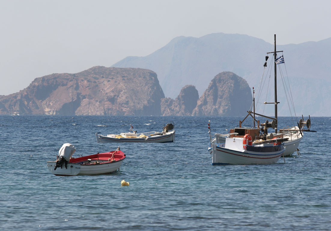Milos -  - Fischerei - fishery