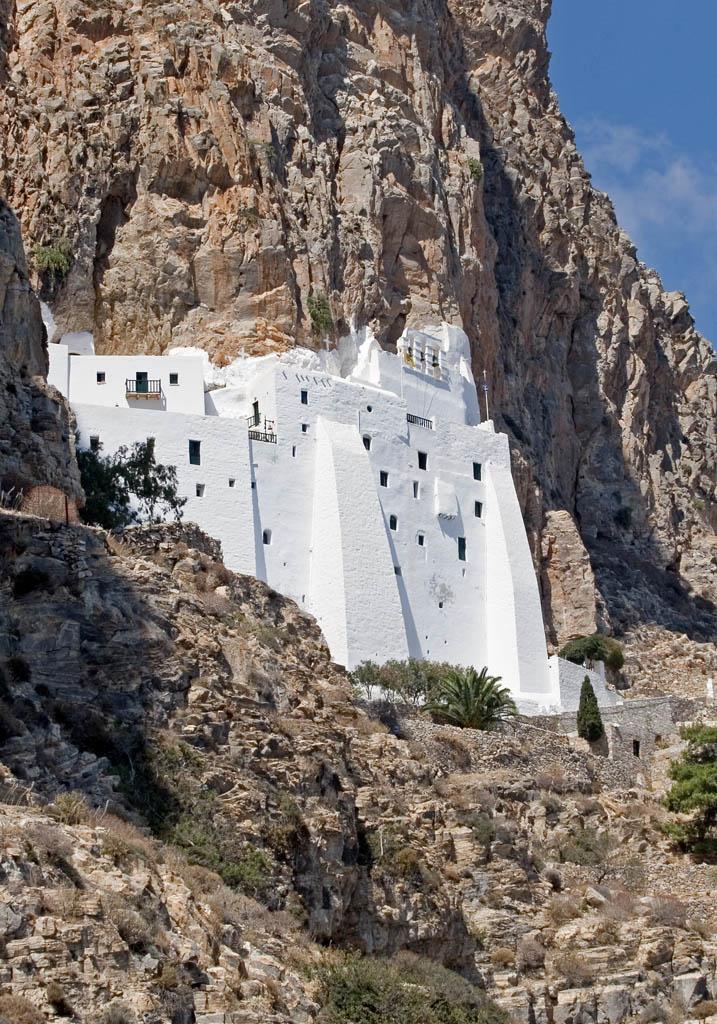 Amorgos - Moni Chosoviotissa -  - Amorgos