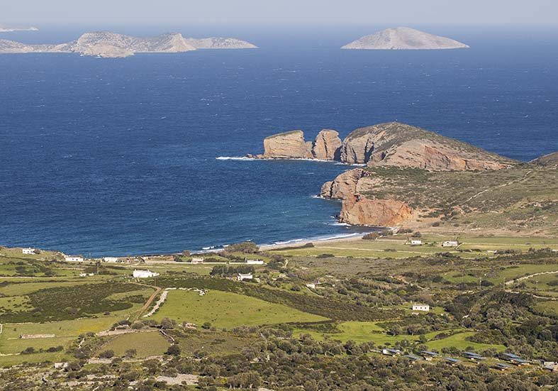 Azalas Naxos -  - Naxos