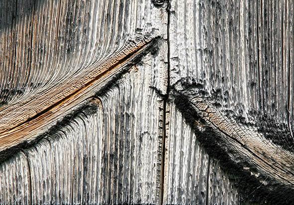 Holzstadel -  - Holz - Wood