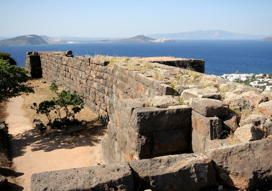 Nisyros - Palaeokastro -  - Nisyros