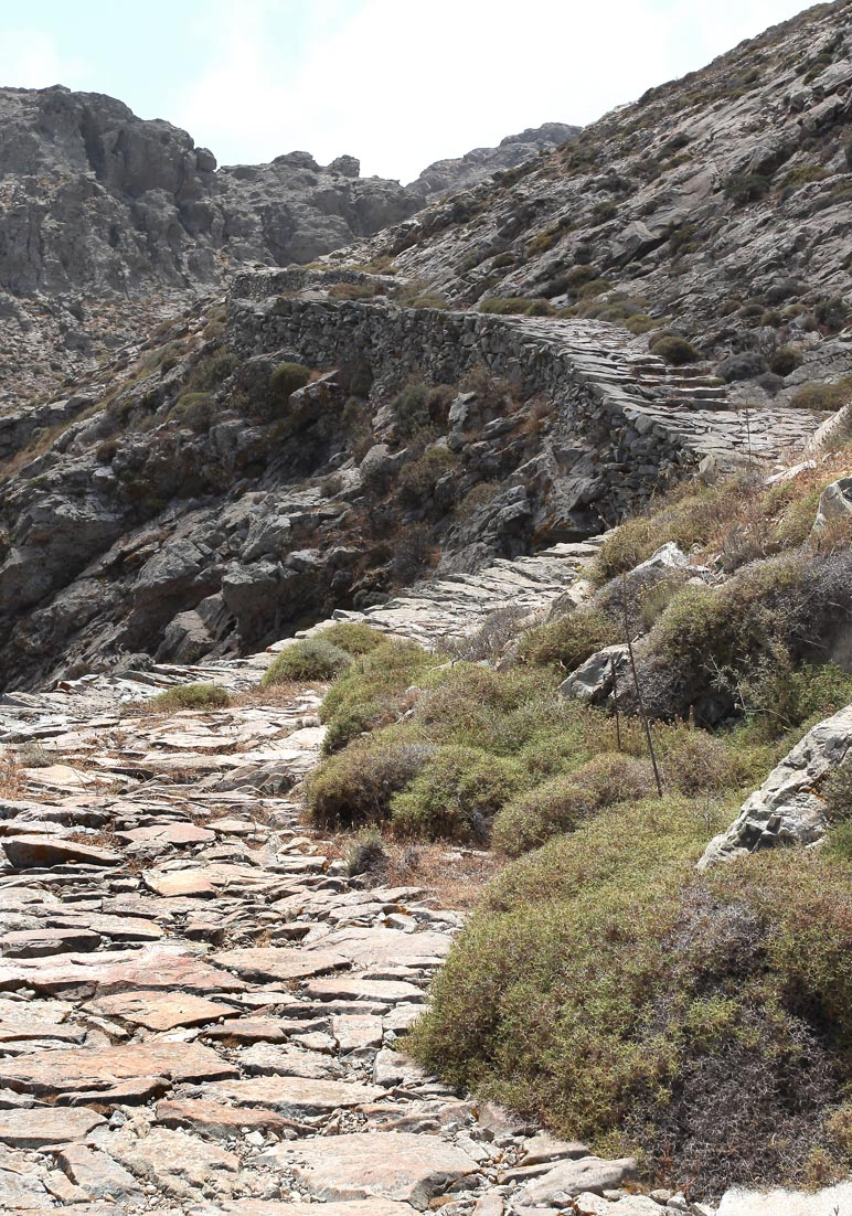Kalderimi (Serifos) -  - Pfade - paths