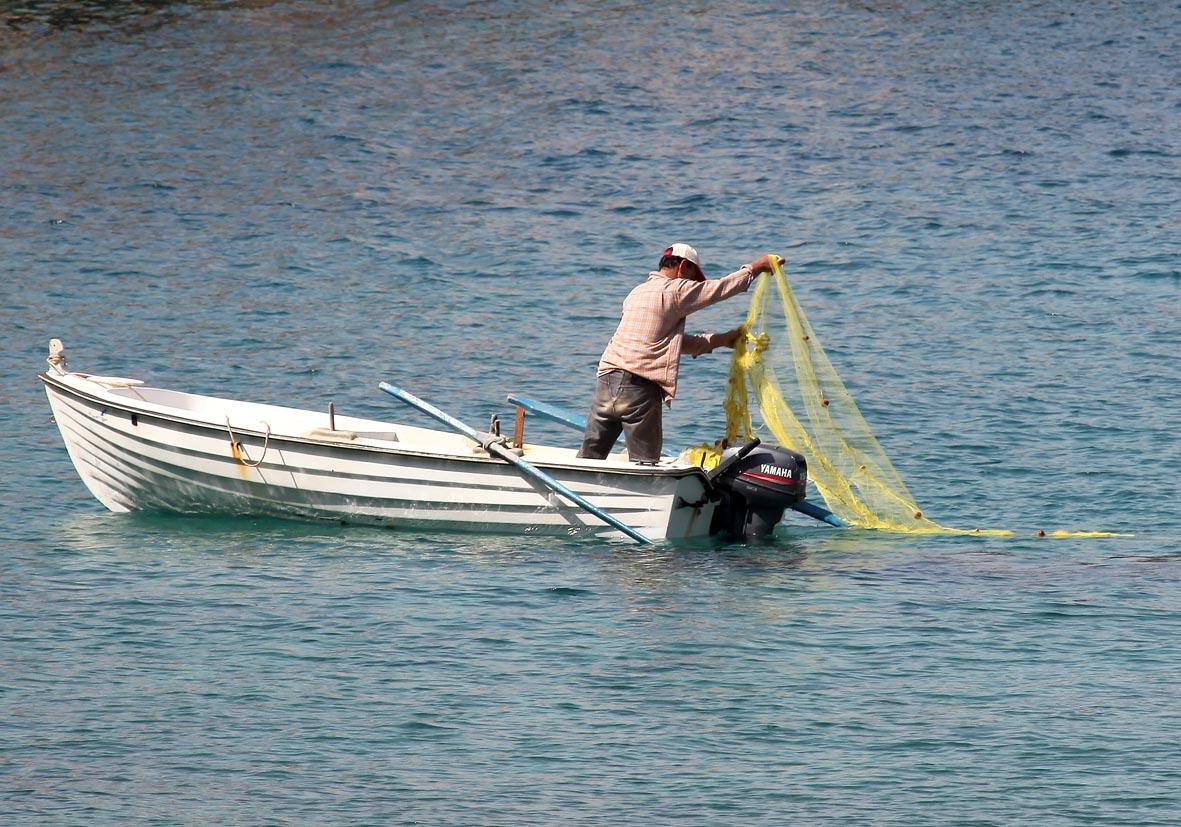 Folegandros -  - Fischerei - fishery