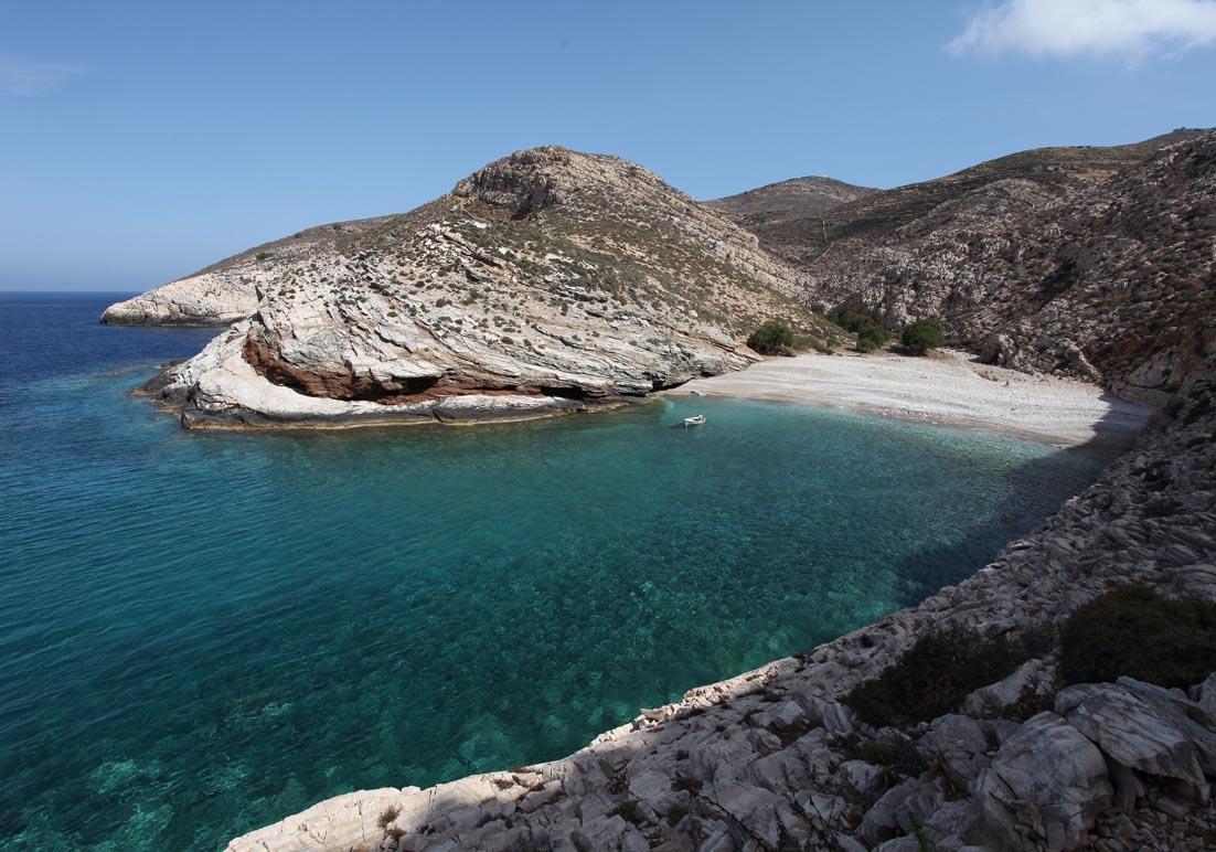 Folegandros - Livadaki Bucht -  - Folegandros