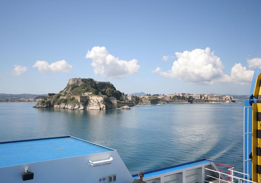 Korfu-Stadt -  - Corfu - Kerkyra