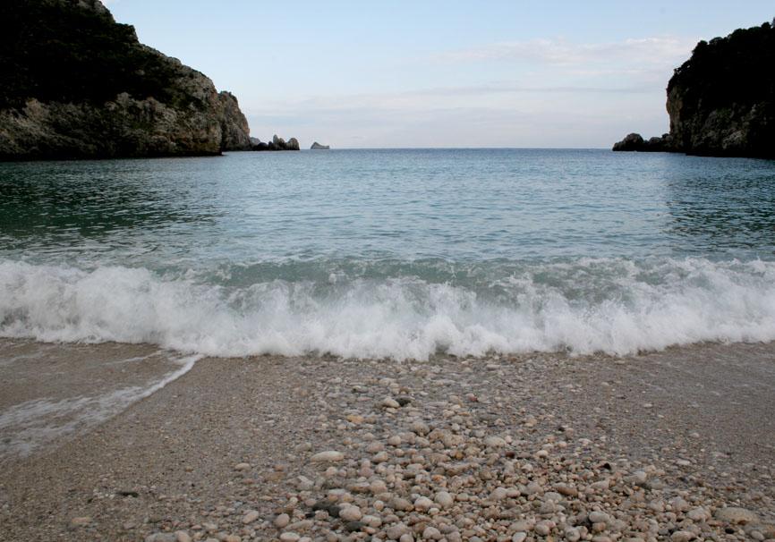 Korfu - Paleokastritsa  -  - Corfu - Kerkyra