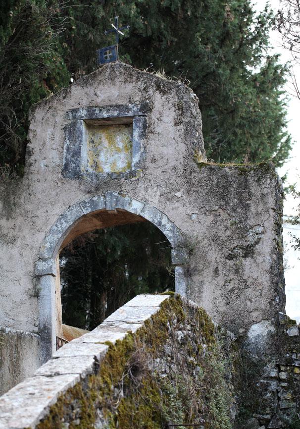 Korfu - Perithia -  - Corfu - Kerkyra