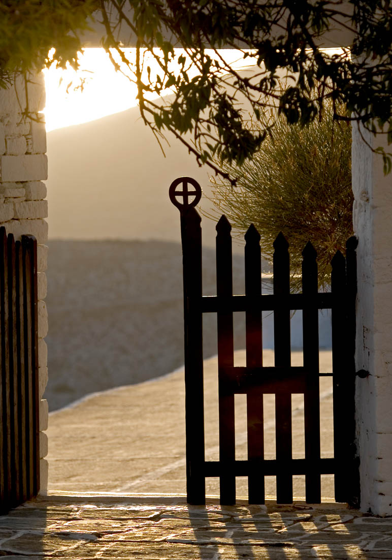 Folegandros -  - Türen und Fenster - doors and windows