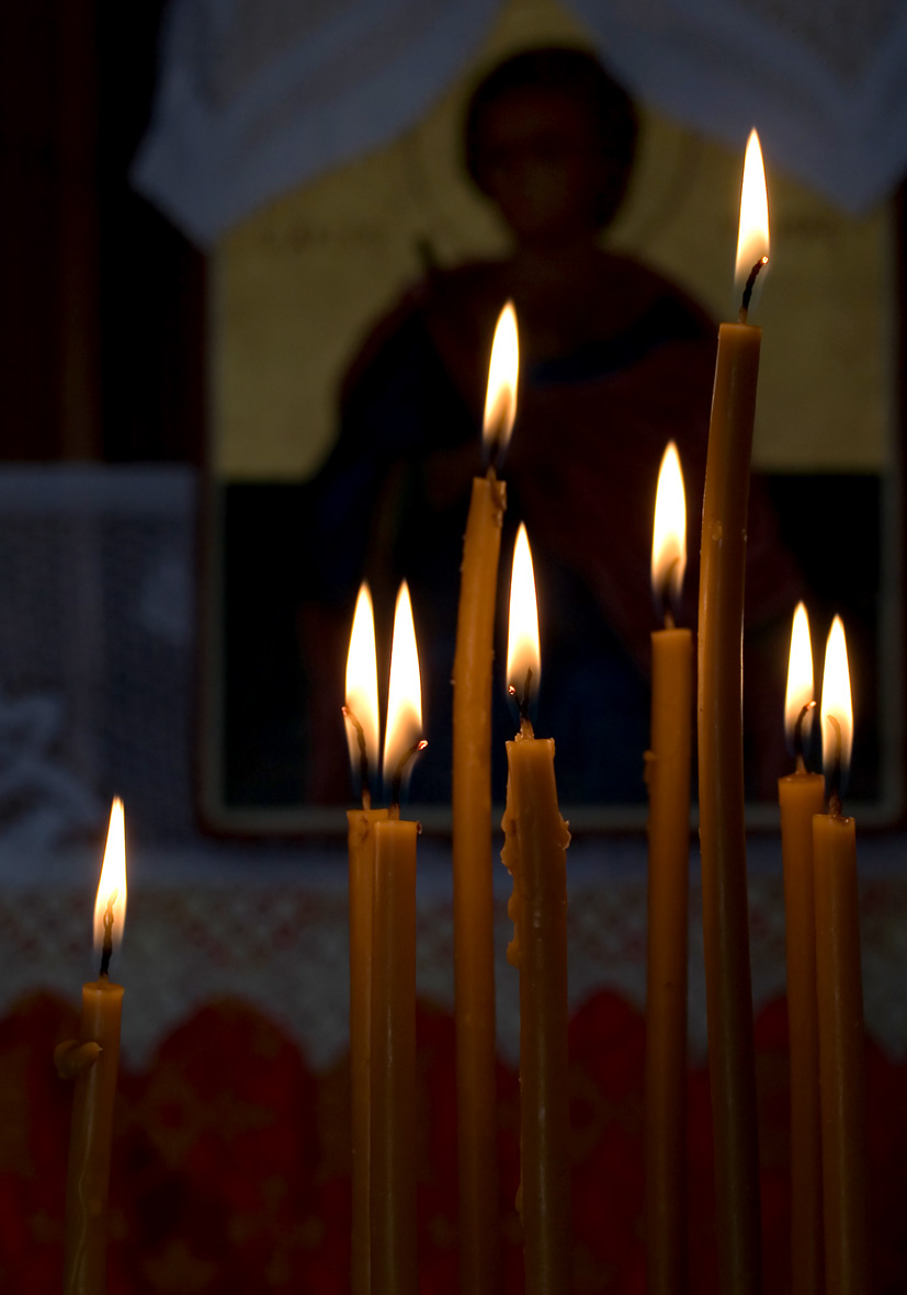 Kykladen -  - Kapellen - chapels