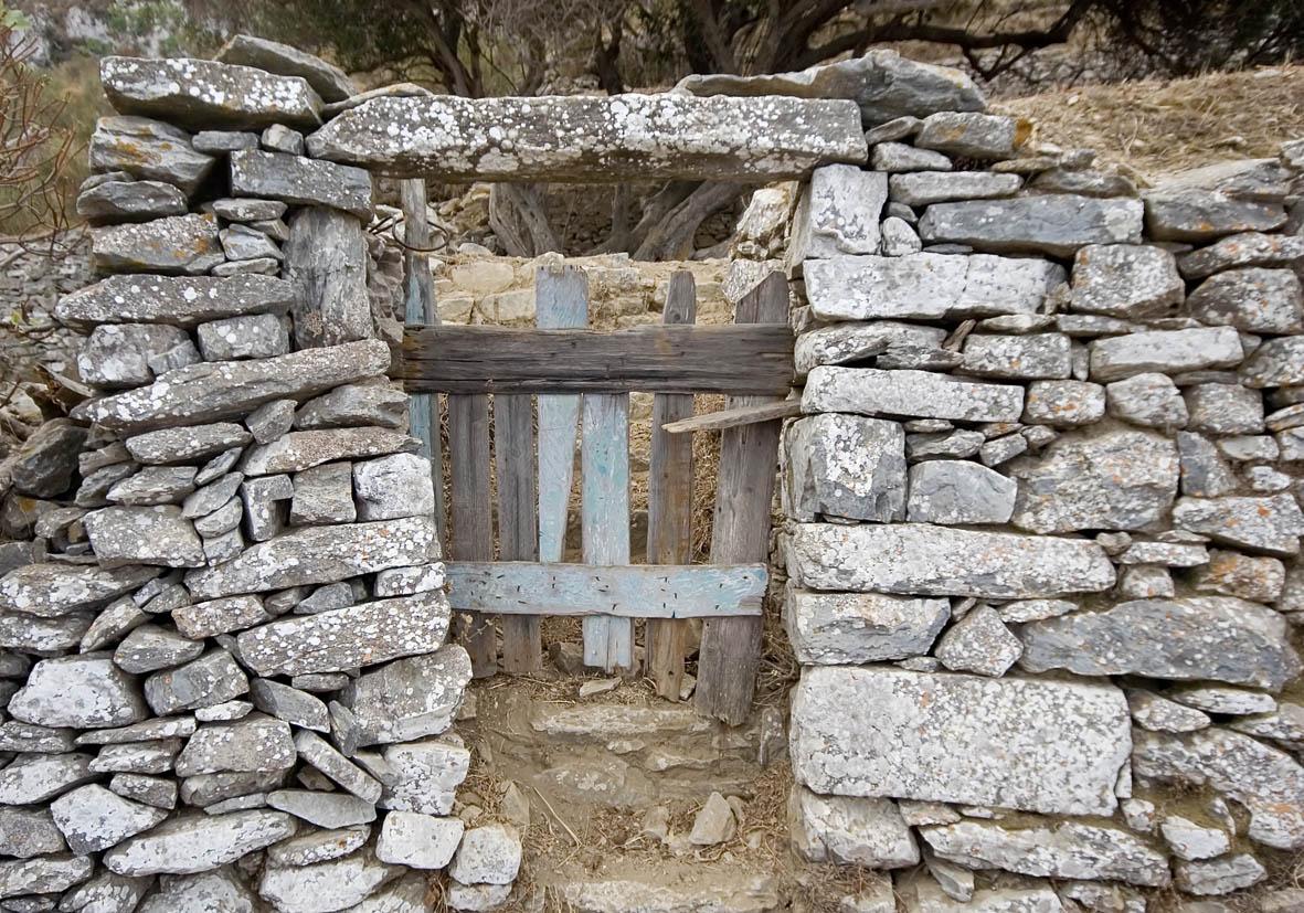 Amorgos -  - Türen und Fenster - doors and windows
