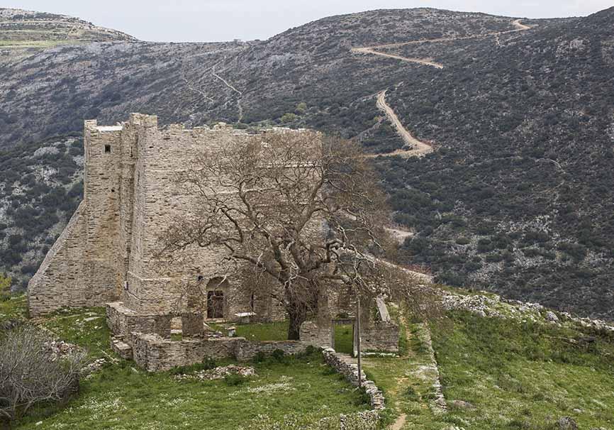 Moni Fotodotis - Naxos -  - Naxos