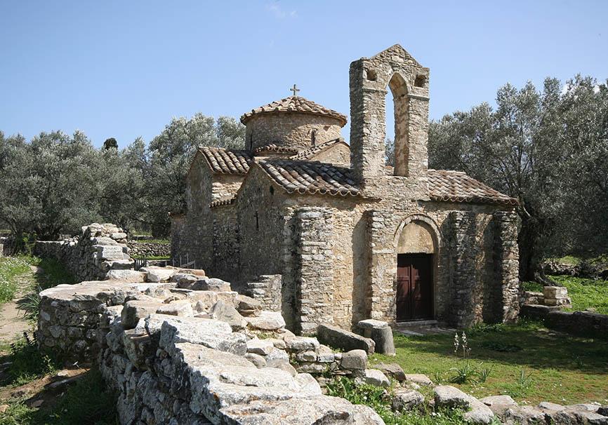 Naxos - Ag. Georgios Diassoritis -  - Naxos
