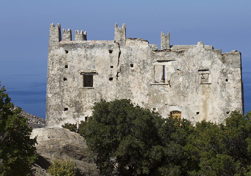 Naxos - Aghia Tower -  - Naxos