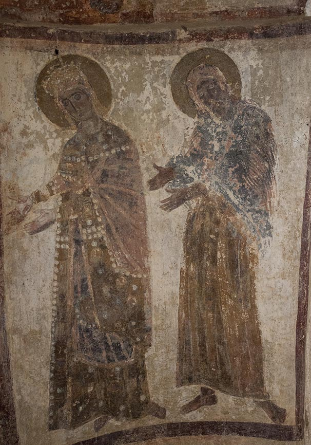 Naxos-   Panaghia i Dhrosiani -  - Naxos