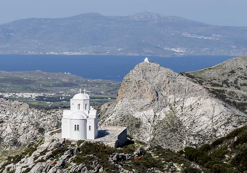 Naxos u. Paros -  - Naxos