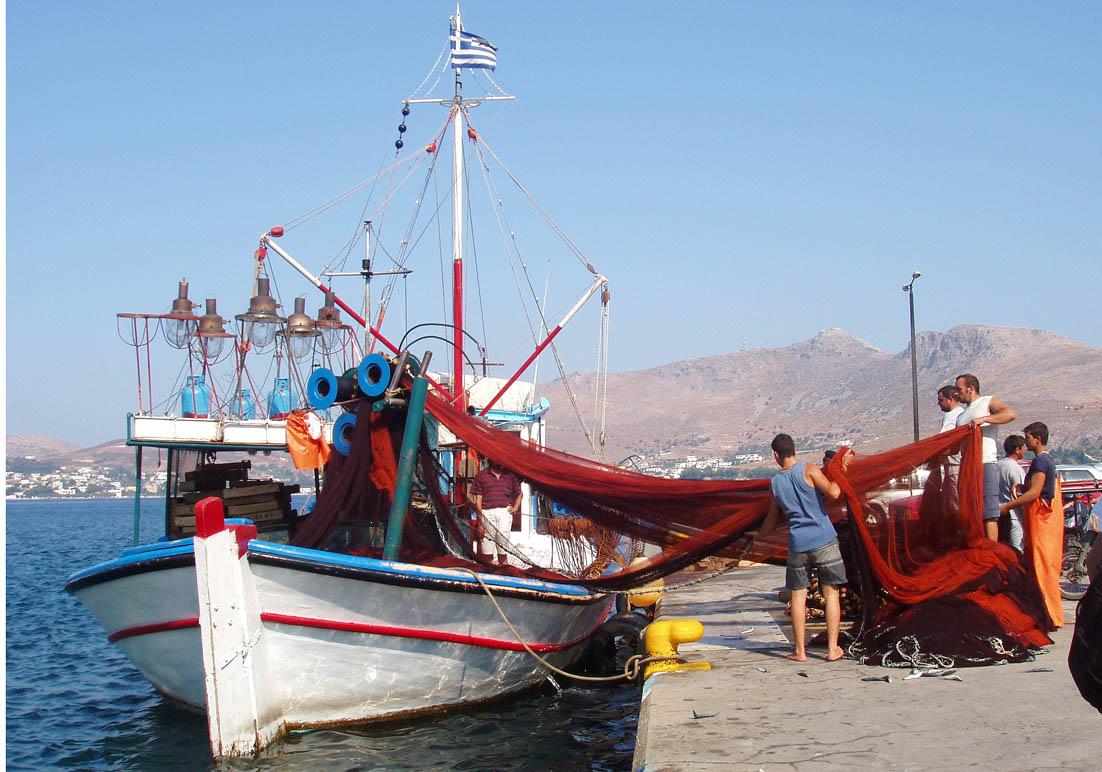 Fischer -  - Fischerei - fishery
