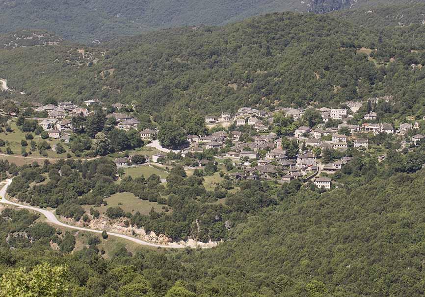 Papigo - Zagori -  - Northern Pindus - Zagori
