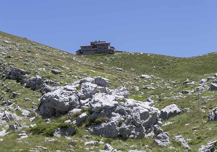Refugio - Mikro Papigo - Zagori -  - Northern Pindus - Zagori