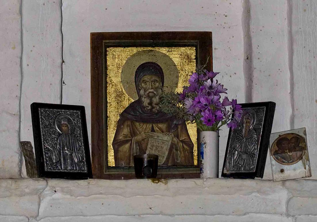 Samos -  - Kapellen - chapels