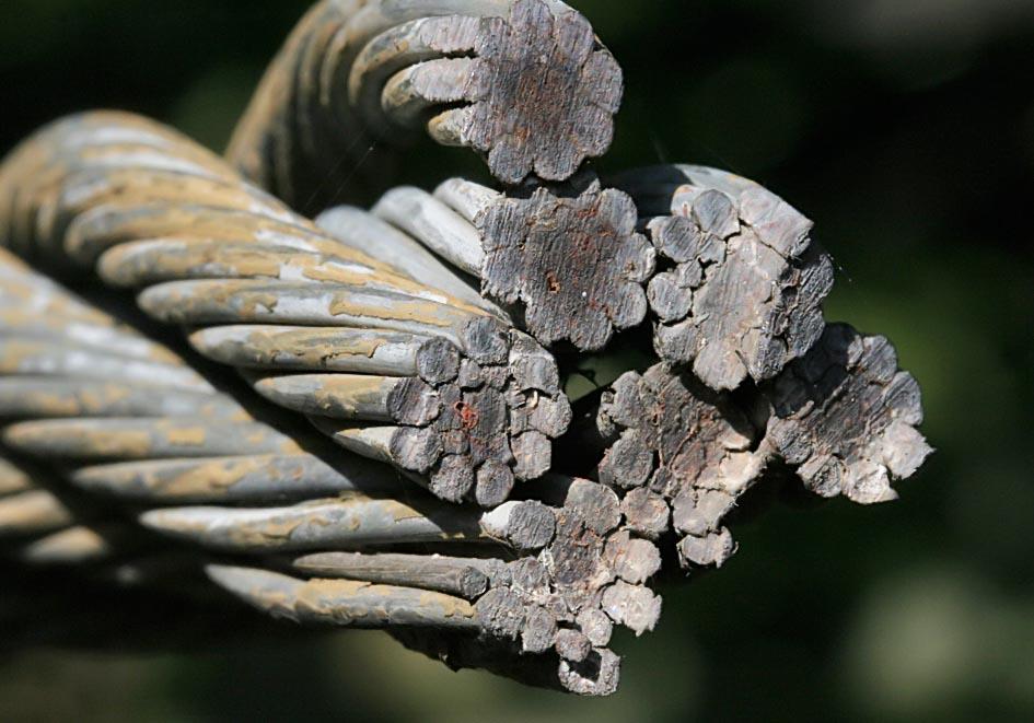 Stahlseil - Gardasee - Technik - technology