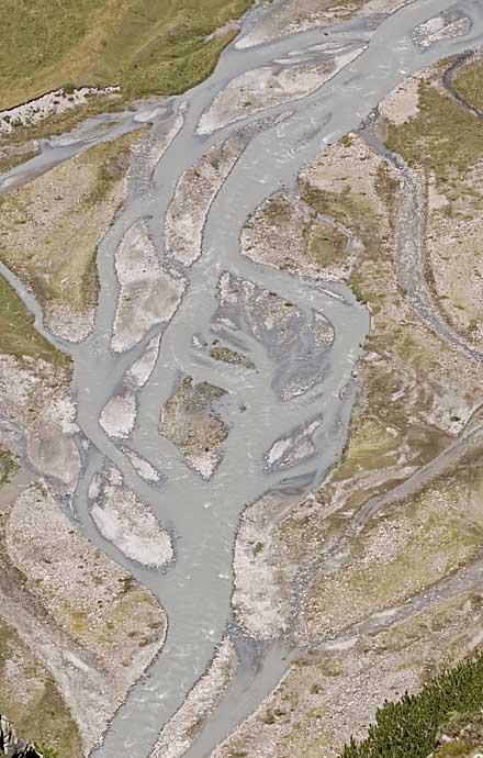 Sulzenau  (Stubai) -  - Fluss - River