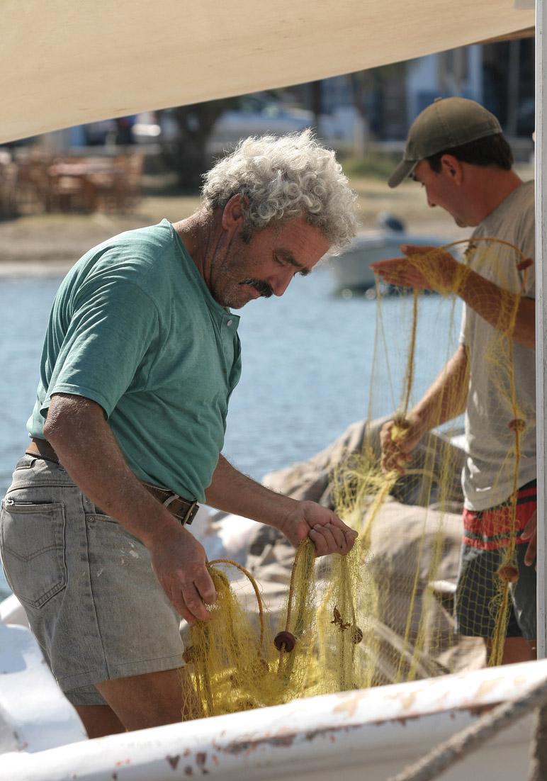 Kythnos -  - Fischerei - fishery