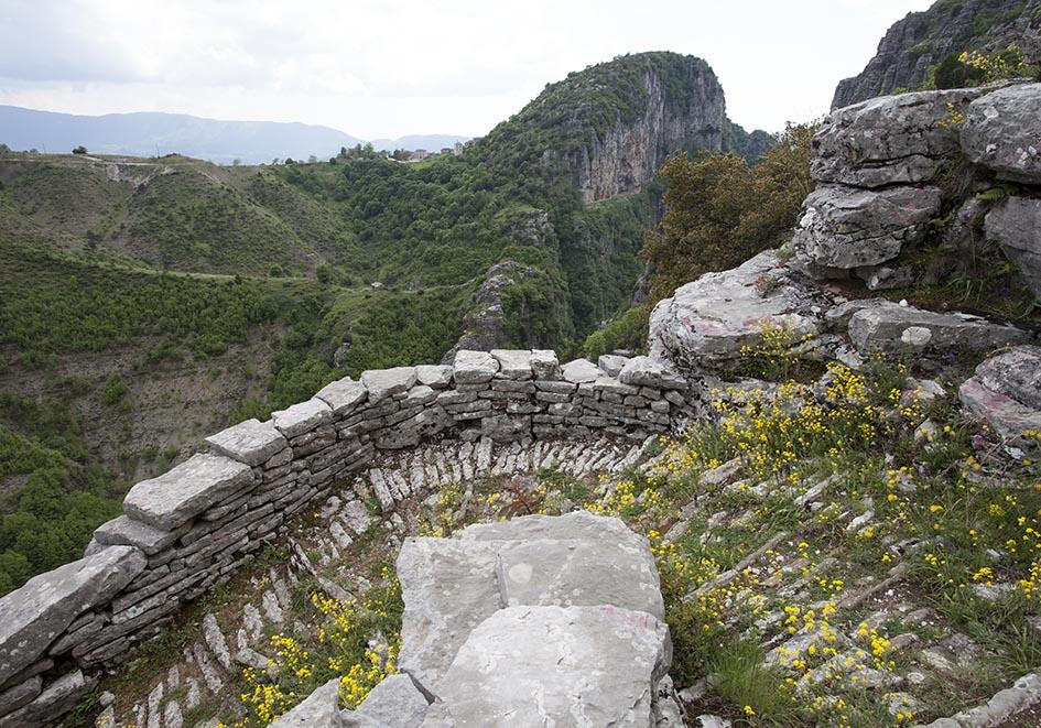 Zagori - Kalderimi nach Vradeto -  - Northern Pindus - Zagori