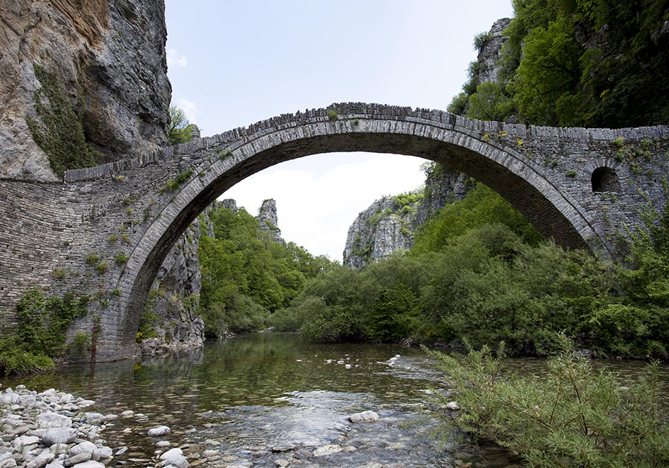 Zagori - Kokoros bridge -  - Northern Pindus - Zagori