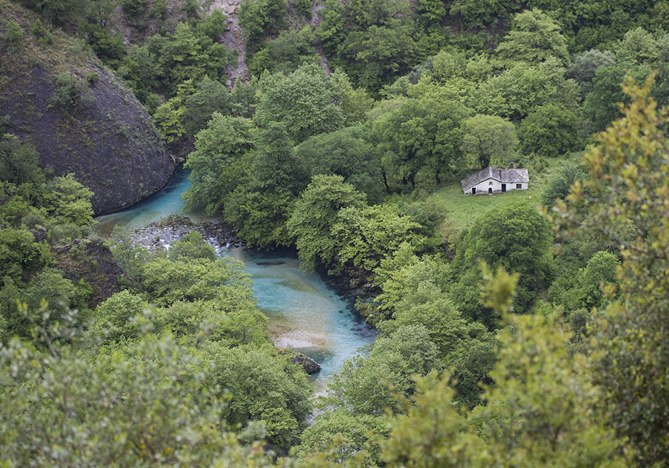 Zagori - Voidomatis - Panaghia -  - Northern Pindus - Zagori