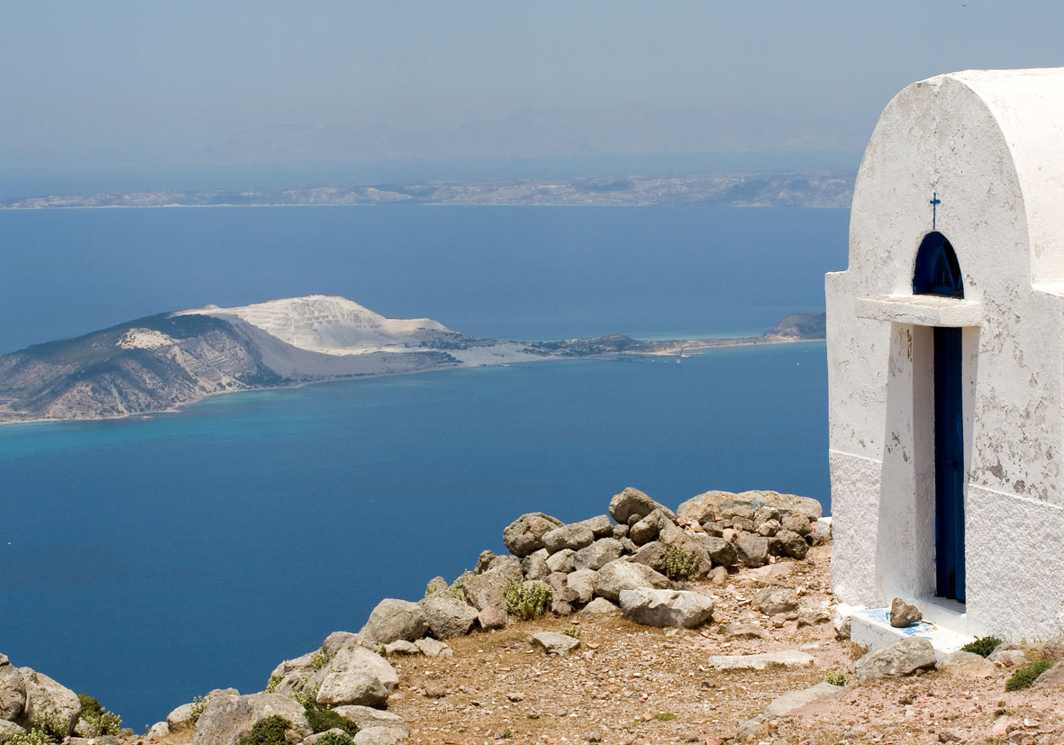 Nisyros - Profitis Ilias -  - Nisyros