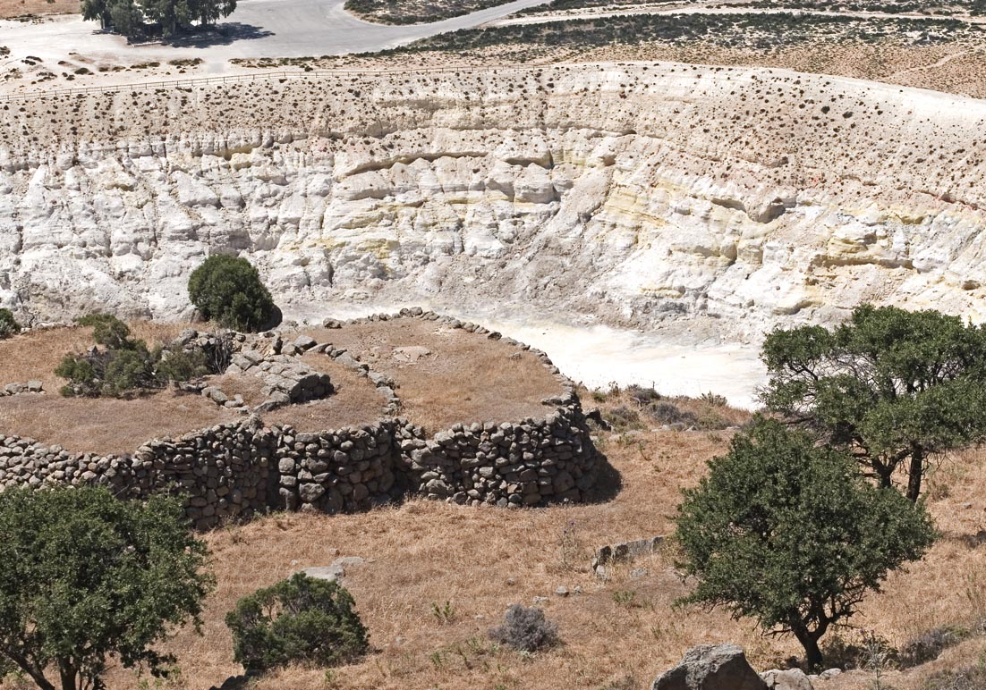 Nisyros - Krater Stefanos -  - Nisyros