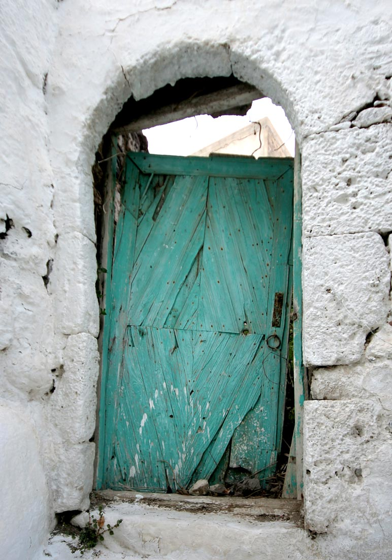 Nisyros -  - Türen und Fenster - doors and windows