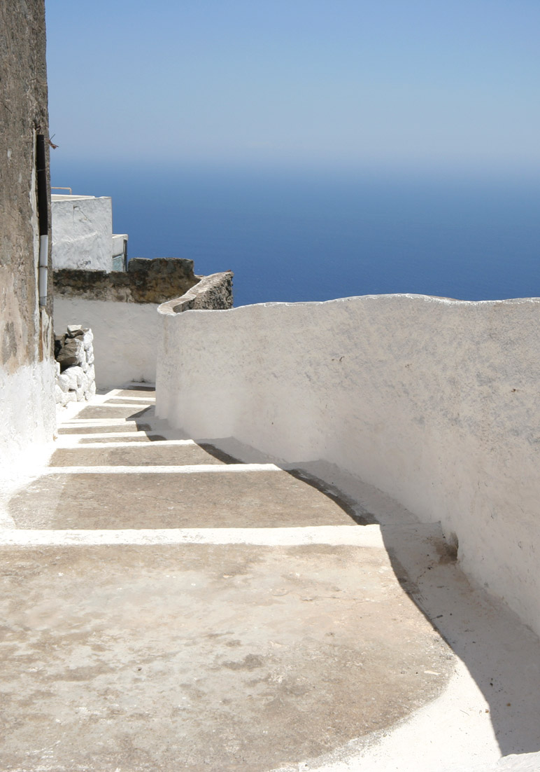 Nisyros (Nikia) -  - In den Gassen - along the alleys