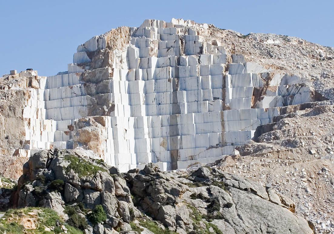 Naxos - Marmorbruch -  - Naxos