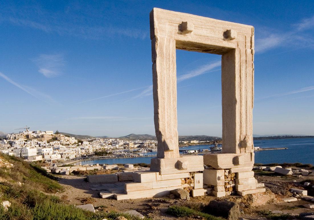 Naxos - Portara -  - Naxos