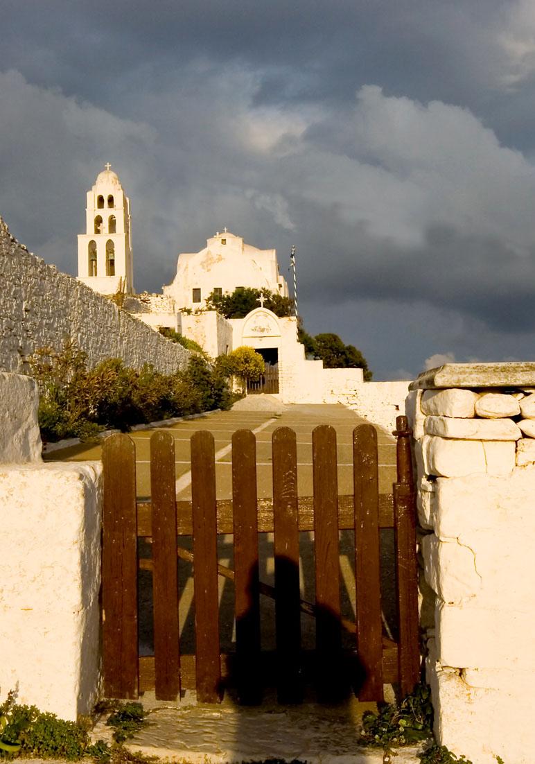 Folegandros - Panagia -  - Folegandros